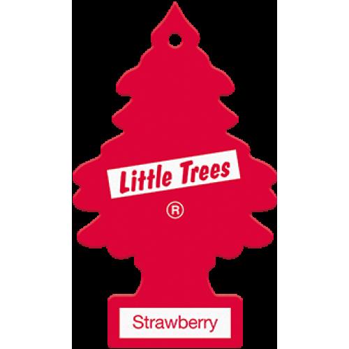 Αρωματικό Δεντράκι Little Trees Φράουλα