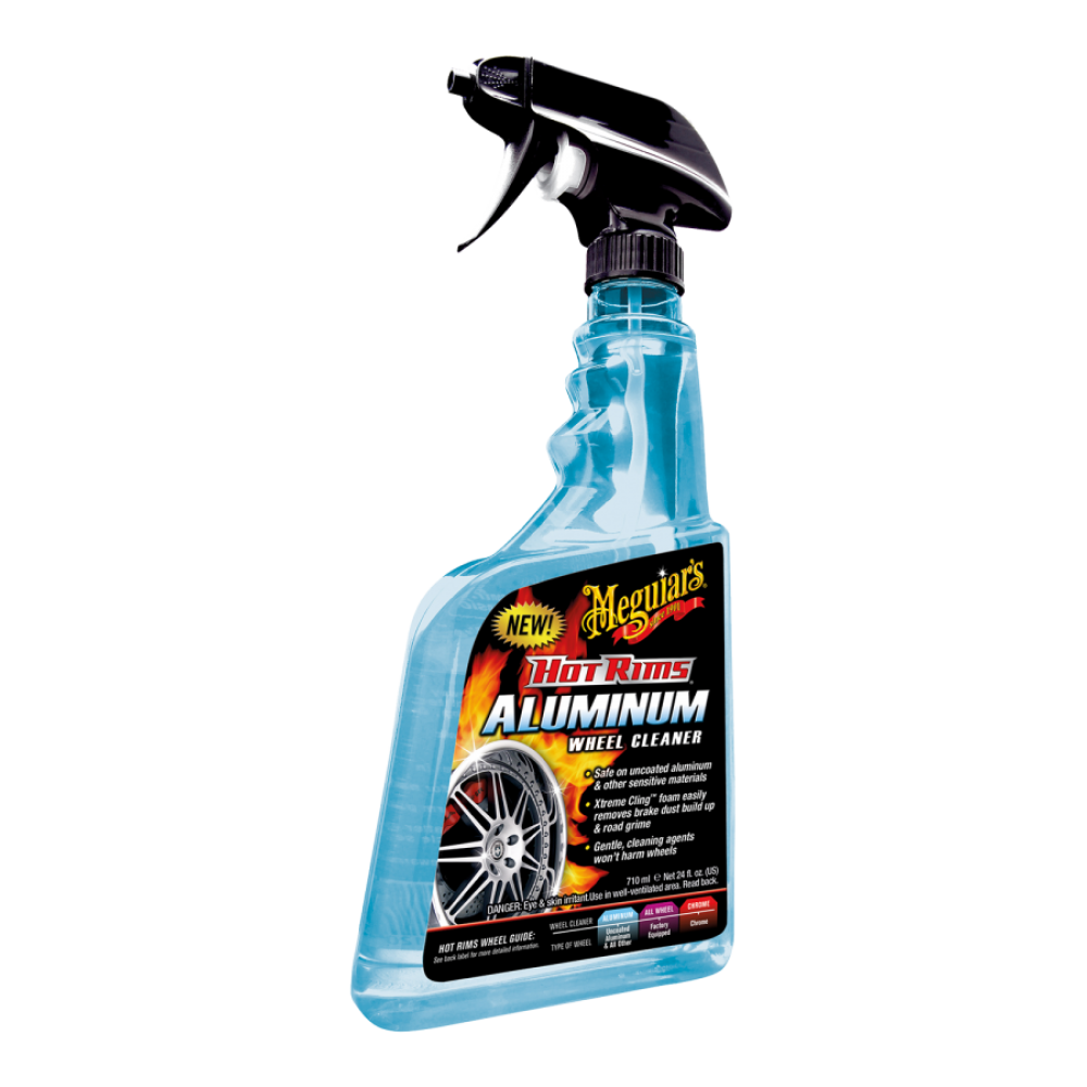 Meguiars Hot Rims® Aluminum Wheel Cleaner ΚΑΘΑΡΙΣΤΙΚΟ ΣΠΡΕΫ ΖΑΝΤΩΝ ΑΛΟΥΜΙΝΙΟΥ 24 OZ / 710 ML
