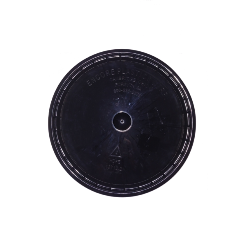 Meguiars Black Bucket Lid ΠΛΑΣΤΙΚΟ ΚΑΠΑΚΙ ΚΑΔΟΥ MEGUIAR'S RG203