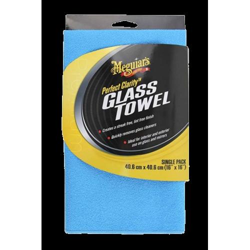 Meguiars Perfect Clarity™ Glass Towel ΠΕΤΣΕΤΑ ΚΡΥΣΤΑΛΛΩΝ