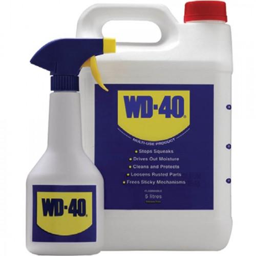 WD-40 Multi-Use Product 5L και ψεκαστήρας