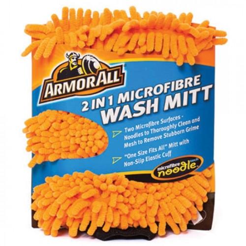 2 σε 1 γάντι πλυσίματος μικροϊνών, ARMOR ALL