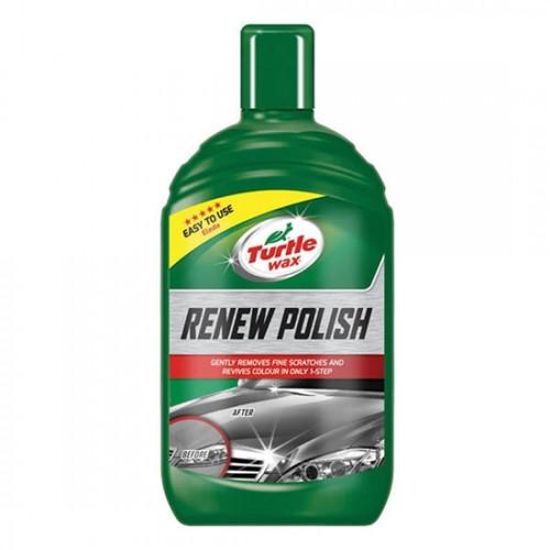 Γυαλιστικό επανόρθωσης χρώματος Renew Polish 500ml, TURTLE WAX