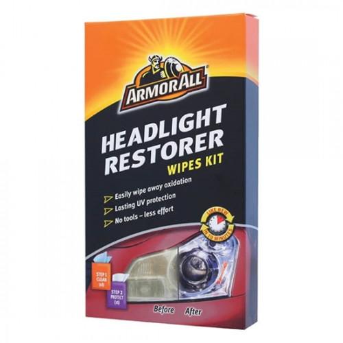 Καθαριστικό φαναριών Headlight restoration kit, ARMOR ALL