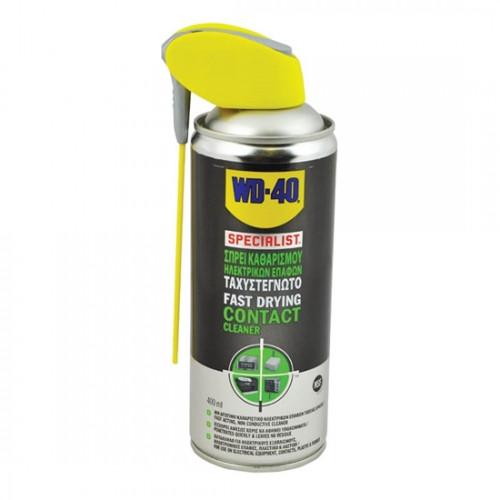 WD-40 Specialist Contact Cleaner Spray 400ml σπρέι καθαρισμού ηλεκτρικών επαφών