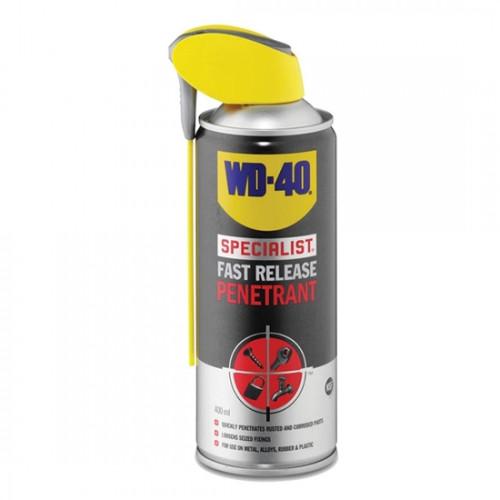 WD-40 Specialist Fast Release Penetrant Spray 400ml σπρέι υψηλής διεισδυτικότητας