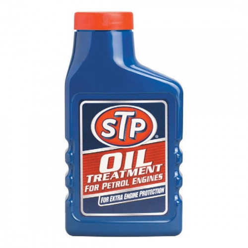 Βελτιωτικό λαδιού βενζινοκινητήρων oil treatment petrol 300ml, STP