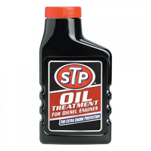 Βελτιωτικό λαδιού πετρελαιοκινητήρων oil treatment diesel 300ml, STP