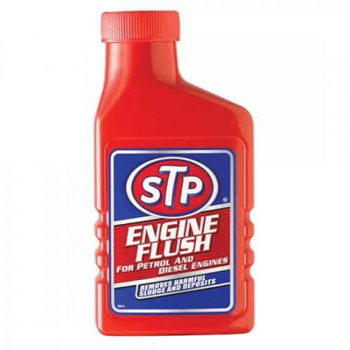 Καθαριστικό κάρτερ λαδιών engine flush 450ml, STP