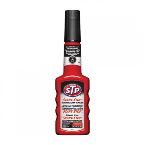 Start-stop petrol engine cleaner 200ml, STP
