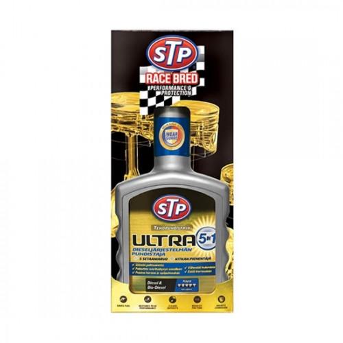 Ultra 5 in 1 diesel system cleaner 400ml, STP