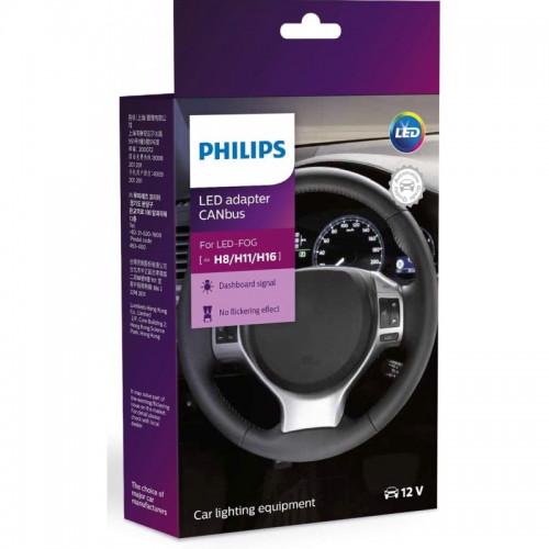 Αντάπτορες Συστήματος Canbus Philips για Η8/Η11/Η16 Led 12V