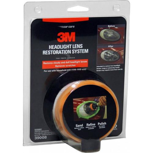 3M - Σύστημα Επιδιόρθωσης & Γυαλίσματος Φαναριών