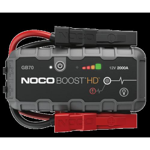 Εκκινητής λιθίου NOCO Boost GB70 HD UltraSafe 2000A