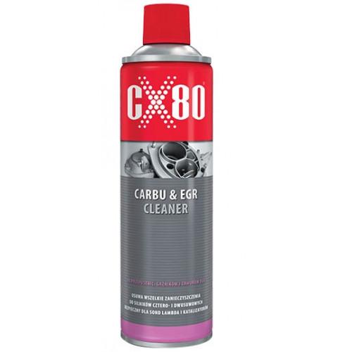 CX80 Σπρέυ καθαριστικό καρμπυρατέρ και ERG 500ml