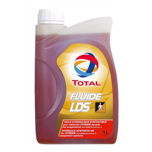 Υδραυλικό Υγρό Αναρτήσεων TOTAL Fluide LDS Synthetic Hydractive 3 1L